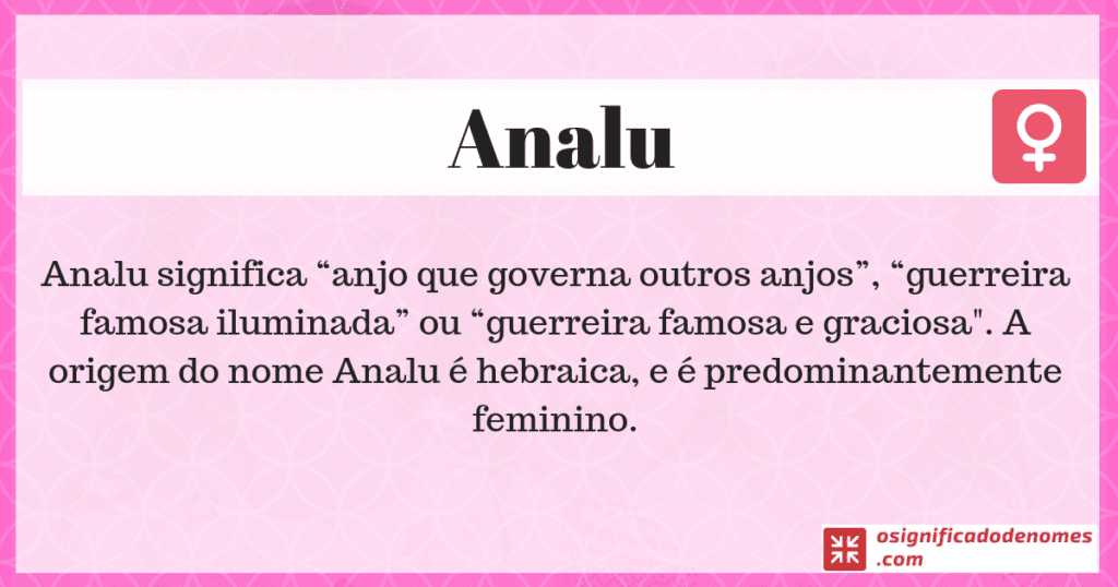 Analu