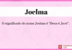 Significado de Joelma